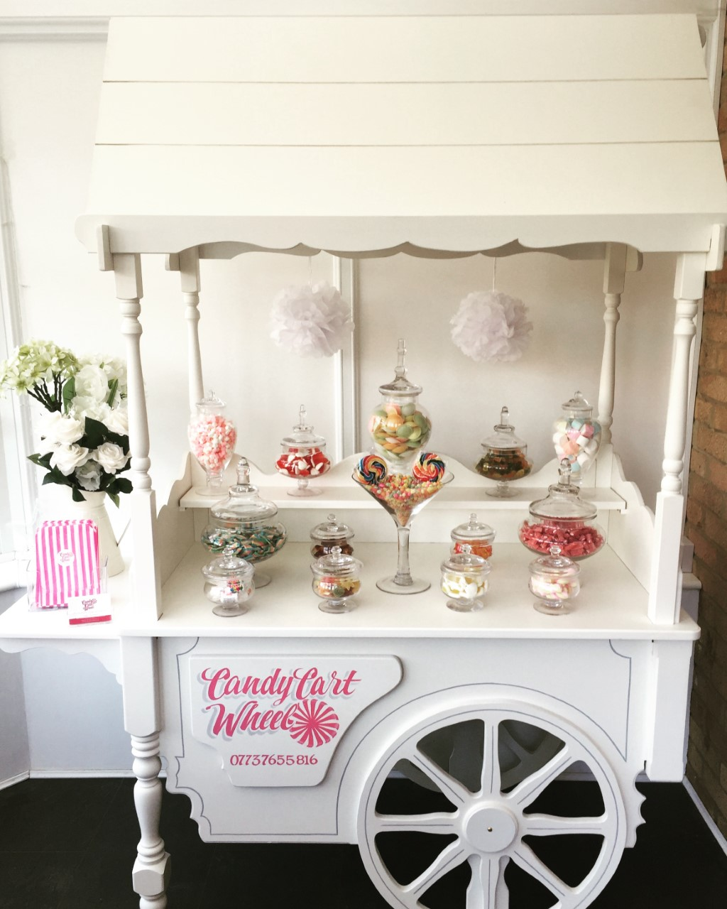 Candy Cart Gallery