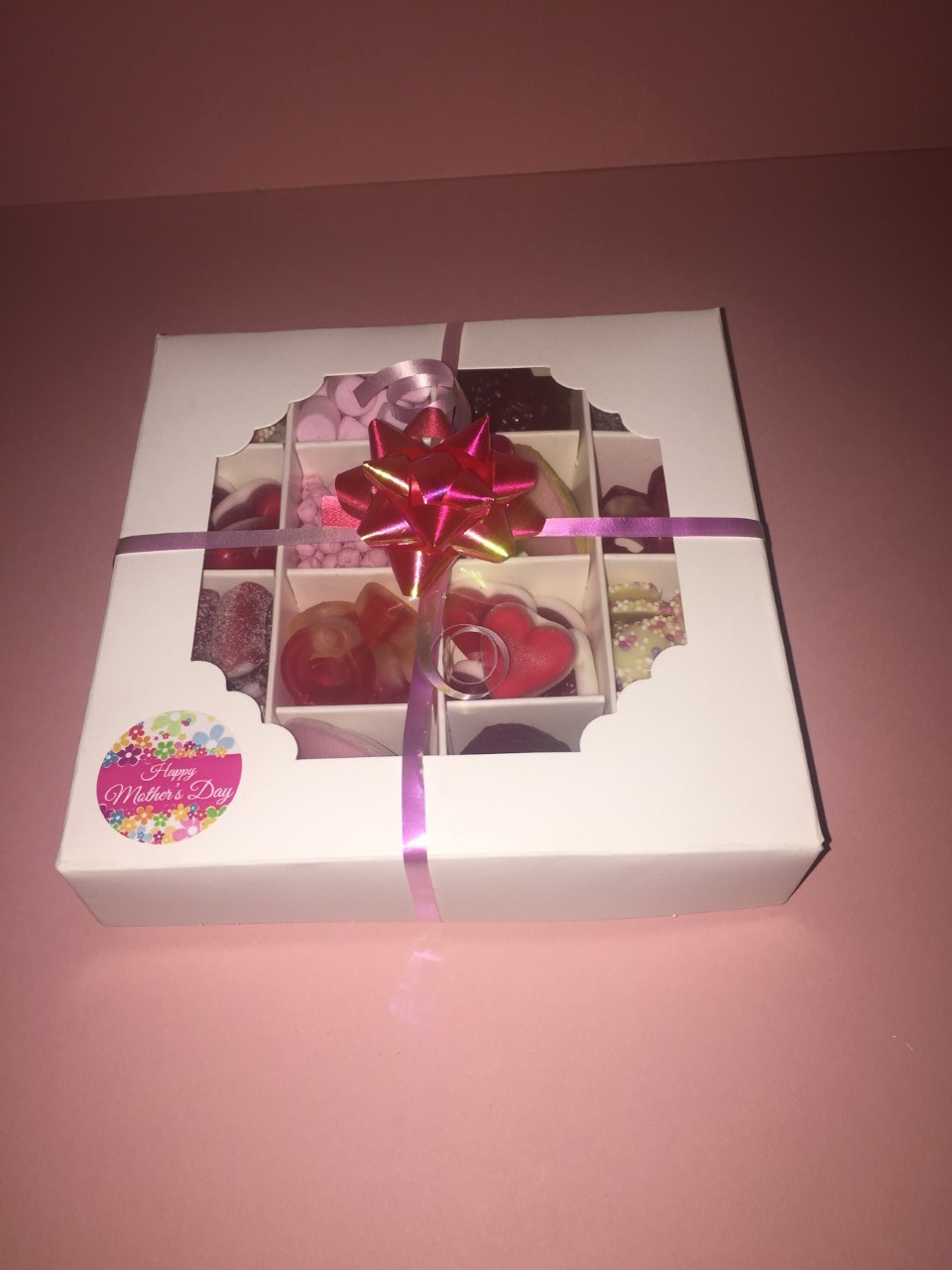 Mothers Day Sweet Box £3.50