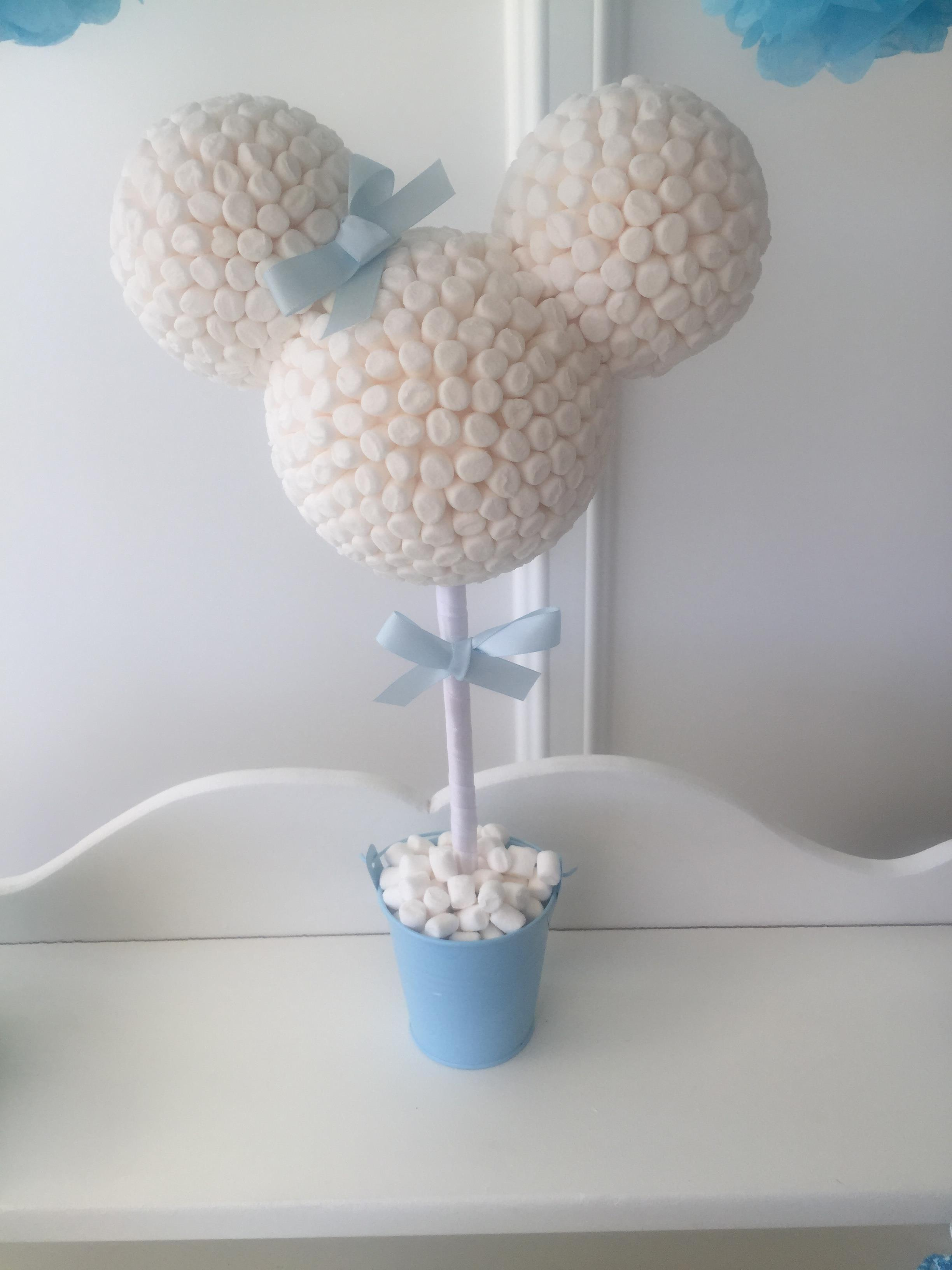 Baby Blue Micky Mouse Sweet Tree