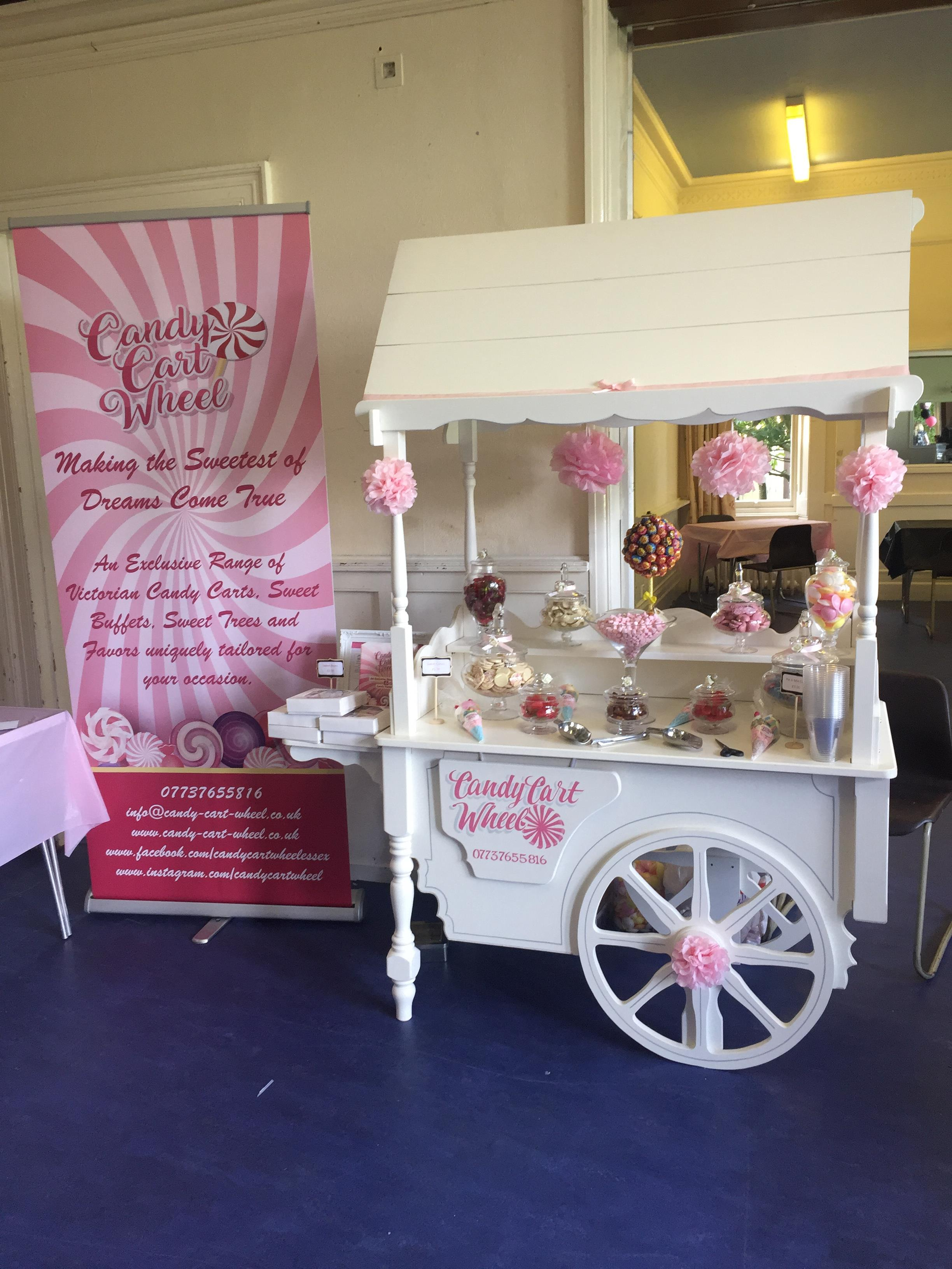Charity Event Cart Stall