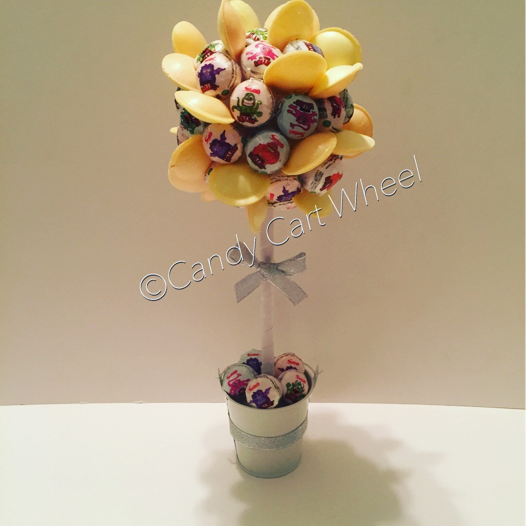 Double Lolly & Saucer Sweet Tree