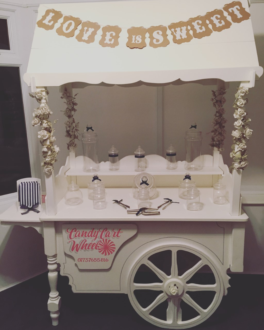 Cart Hire excluding sweets