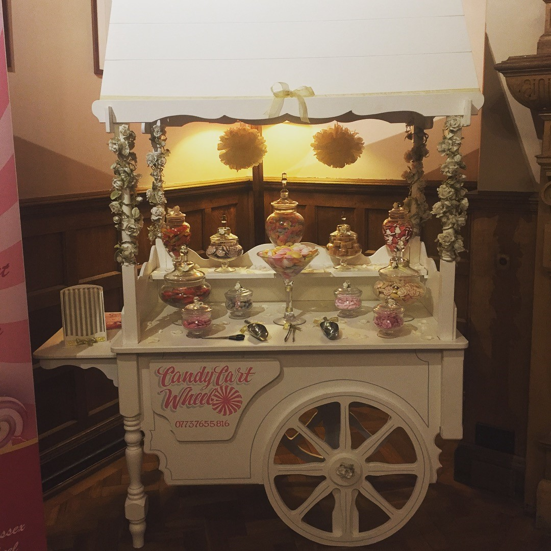 Wedding Cart Charity Event