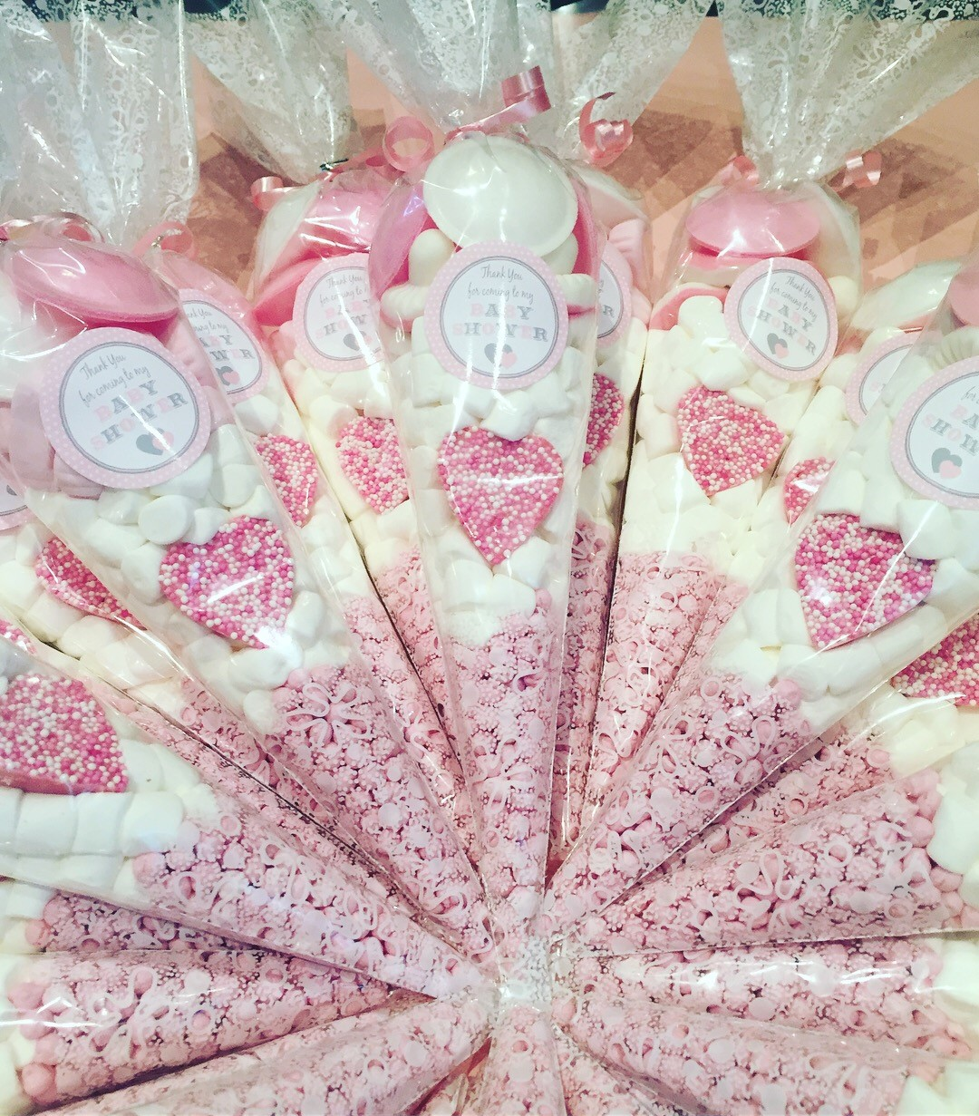 Sweet Trees & Wedding Favours - Candy Cart Wheel