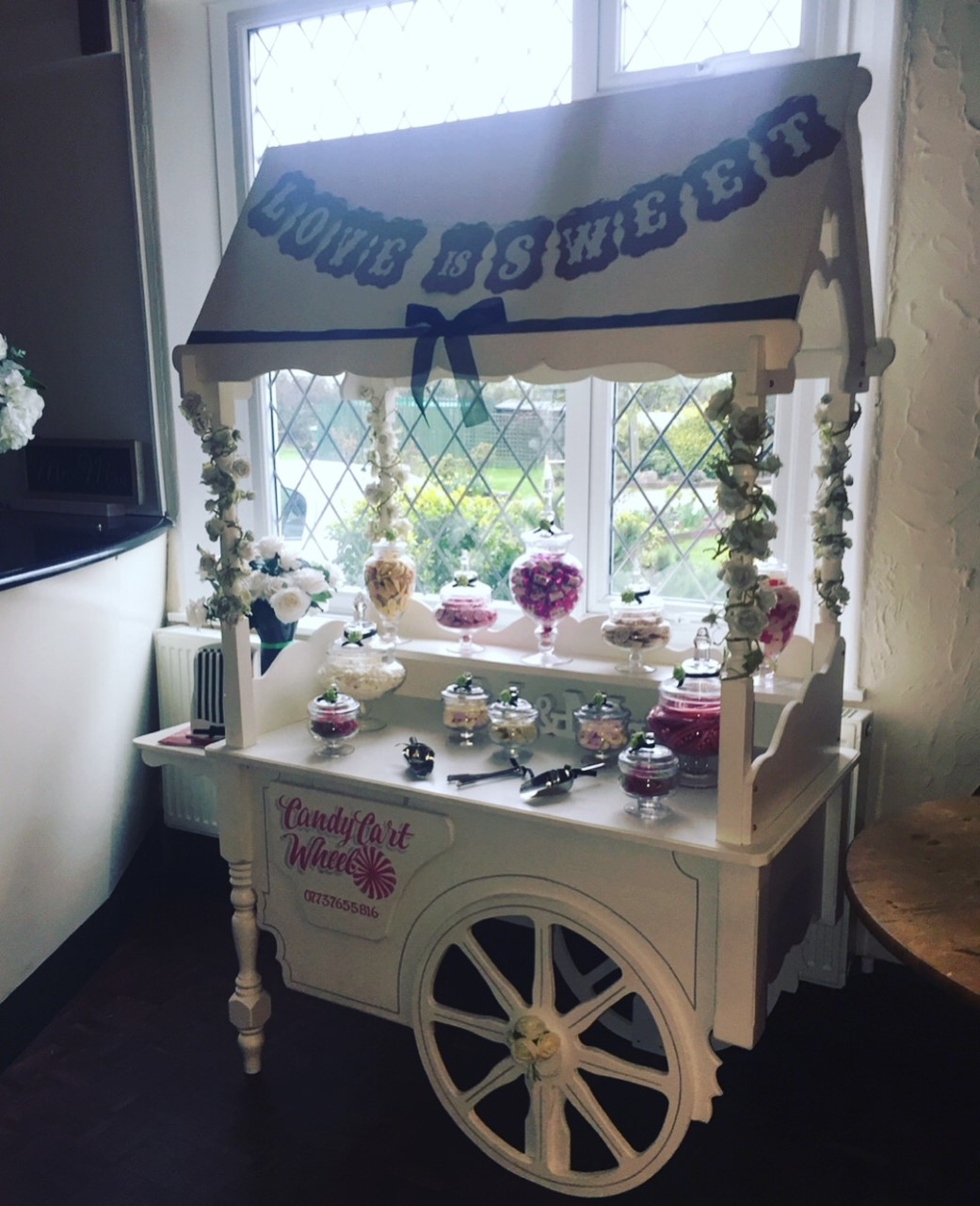 Candy Feast - The Old Rectory Venue Essex