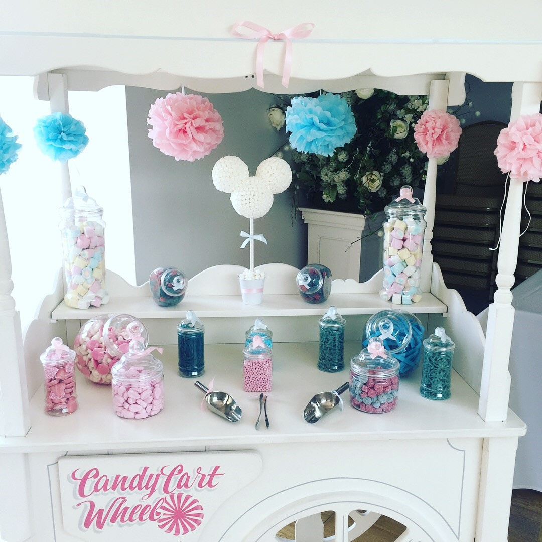 Baby Shower Package Sweet Cart - The Rayleigh Club