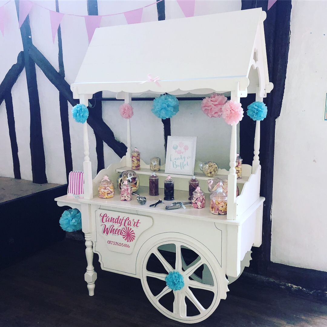 Children's Sweet Cart